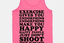 clothing inspiration | fitness
