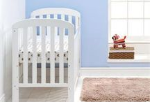 Cots, Cribs & Moses Baskets / The first bed you choose for your newborn needs to be comfortable and safe, not to mention stylish.  Pick a Moses basket that can be easily moved to whichever room you're in, or a swinging crib to soothe baby to sleep. Or select from our range of cots - there's something to suit every space and style!