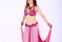 Pink belly dance costume / https://www.facebook.com/LuciaDanceFashionbellydancecostumes