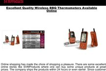 Excellent Quality Wireless BBQ Thermometers Available Online