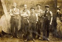 Men, Workers, 1850-1930