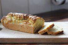Økologiske kager og andet bagværk / Umm kager og andet lækkert økologisk bagværk