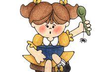 fairytales and nursery rhymes