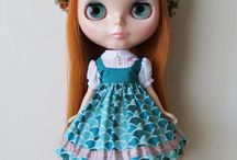 BLYTHE / Blythe doll related things.