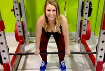 #StriationSpotlight: Jenna MacLeod / Personal trainer Jenna MacLeod truly lives fitness. Graduating from George Brown College in the Fitness and Lifestyle Management program, Jenna believes in engaging the mind and body to form a better base for your physical and mental health. Already possessing her CPTN-CPT, Jenna plans to continue learning and growing within the fitness industry to provide the best possible programs and training for her clients. Stop in to Striation 6 to see Jenna today and #GetStriated!