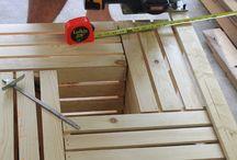 DIY Wood Home Improvement