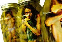 Human Trafficking / To speak about human trafficking