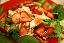 Salads / by Temma Cohen