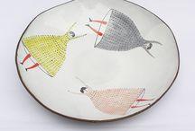 ceramiche piatti tazze