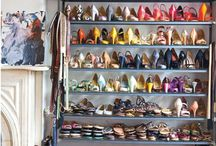 Beautiful shoe storage Ideas