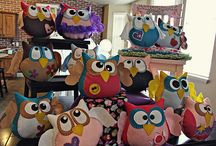 Night Owl PJ Party / by Tonya Rush