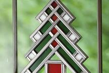 Glass ornaments & Suncatchers / by Linda Gray