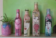 bottles / by patricia lasso