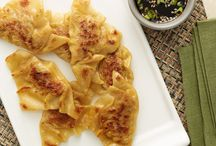chinese pot-stickers