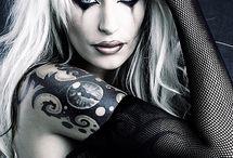 gothic metal womens