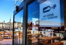 Foodie Bristol / The best food spots in Bristol, UK.