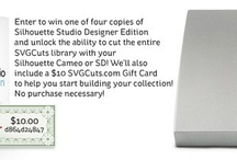 Contests and Giveaways / by SVGCuts