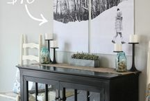 Sideboard decor