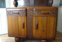 1930s oak furniture