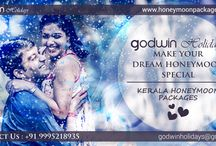 Romantic Honeymoon Packages / Leading honeymoon trip planner in kerala Godwin holidays Offers Romantic honeymoon packages to all over Kerala From anywhere in india