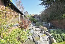 The Very Best Gardens / Some of the best outdoor spaces from the UK property market #onthemarket