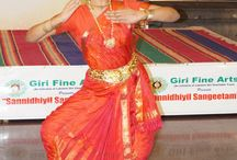 """SANNIDHIYIL SANGEETHAM"" MUSIC FESTIVAL - 27.DEC.2015 / Kutchippudi dance concert by Yamini Sarepalli"