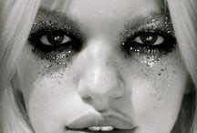 Makeup Glam Rock