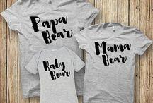 family clothes set
