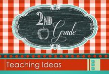 "2nd Grade Teaching Ideas / This board contains teaching ideas, lessons, and art activities for second grade teachers. GUIDELINES FOR THIS BOARD: In an effort to be fair and provide balance, please limit the pinning of paid items to 3 per day and pin with a 3:1 ratio... 3 non-paid pins for every paid pin you add. Paid pins must be marked with a ""$"" symbol.  Thank you for your varied contributions. :)"