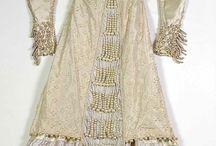 1810 - 1819 / kleding voor dames en heren van de jaren 1810 - 1819