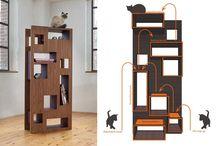 Cat Shelf Inspiration