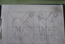Rajzoltam / Jobb agyféltekés rajzaim