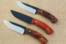 Survival knife Camper / Model noża biwakowego Camper.