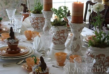 Tablescapes / by Erin Funk