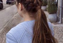 softball hairstyles
