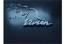 NAMEPLATES - by Danay Jewellery & Design
