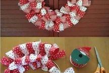 Wreaths / Christmas Decorations...