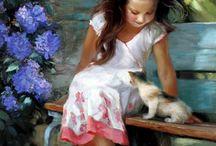 Precious paintings / by ♥ Mariska ♥