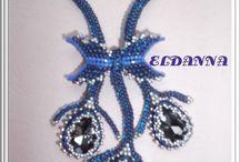 My jewelery / Bijuterii handmade .