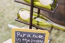 Winery & Vineyard Inspired Weddings / Weddings inspired by wineries and vineyards.