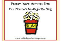 Sight words / by Stephanie McConnell McCoy