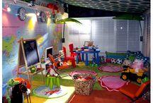 playroom / by Joy Butler Smith