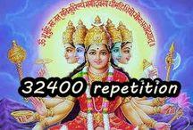 Gayatri Mantra 32400 repetition