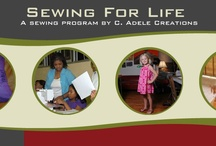 Sewing For Life / My students and personal designs