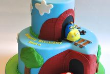 Chuggington Birthday Party