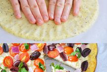 Cauliflour Pizza Crust GrF