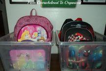 School Organizing