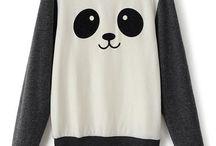 panda fashion <3