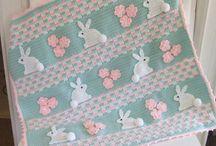 bunny blankets