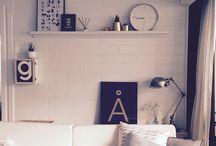 My home / interior design